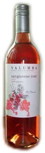 Yalumba Y Series Sangiovese Rose 2011 Bottle
