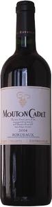 Mouton Cadet Rouge 2010, Bordeaux Bottle