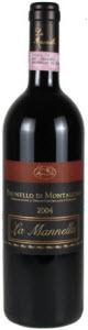 La Mannella Brunello Di Montalcino 2006, Docg Bottle