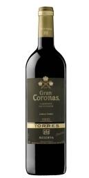 Torres Gran Coronas Cabernet Sauvignon Reserva 2008, Do Penedès  Bottle