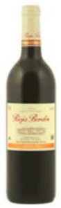 Rioja Bordón Tempranillo Reserva 2006, Doca Rioja Bottle