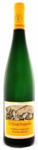 Dr. Pauly Bergweiler Wehlener Sonnenuhr Riesling Spätlese 2009, Pradikätswein Bottle