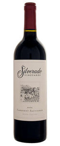 Silverado Cabernet Sauvignon 2007, Napa Valley Bottle