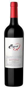 Zuccardi Q Tempranillo 2008, Santa Rosa Vineyards, Mendoza Bottle