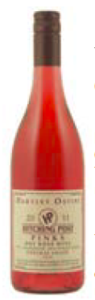 Hartley Ostini Hitching Post Pinks Dry Rosé 2011, Central Coast, 75% Valdiguie/25% Pinot Noir Bottle