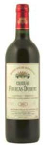 Château Fourcas Dumont 2001, Ac Listrac Médoc Bottle