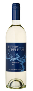 Henry Of Pelham Pinot Blanc 2011, VQA Niagara Peninsula Bottle