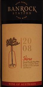 Banrock Station Shiraz (1000ml) Bottle
