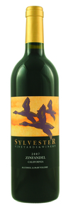 Sylvester Estate Winery Zinfandel 2007, Paso Robles Bottle