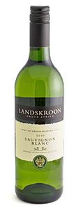 Landskroon Wines Sauvignon Blanc 2009, Paarl Bottle
