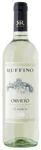 Ruffino Orvieto Classico 2011, Umbria Bottle