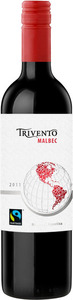Trivento Fairtrade Malbec 2011 Bottle