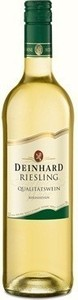 Deinhard Riesling 2010, Rheinhessen, Germany Bottle
