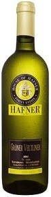 Hafner Grüner Veltliner 2009 Bottle