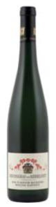 Reichsgraf Von Kesselstatt Ockfener Bockstein Riesling Kabinett 2008, Prädikatswein Bottle