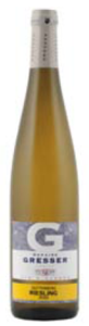 Domaine Gresser Duttenberg Riesling 2009, Ac Alsace Bottle