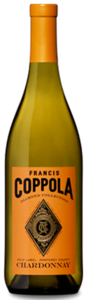 Francis Coppola Diamond Collection Chardonnay 2010, Monterey County Bottle