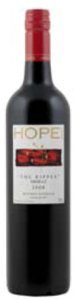 Hope The Ripper Shiraz 2008, Western Australila Bottle