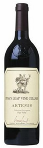 Stag's Leap Wine Cellars Artemis Cabernet Sauvignon 2007, Napa Valley Bottle