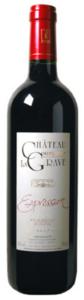 Château La Grave Expression 2009, Ac Minervois Bottle