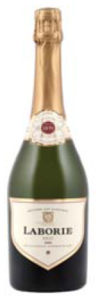 Laborie Brut Sparkling Wine 2009, Wo Western Cape, Méthode Cap Classique Bottle