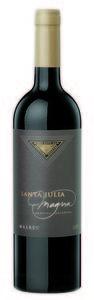 Santa Julia Magna 2009, Mendoza Bottle
