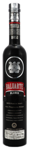 Baluarte Blanco Tequila, Mexico Bottle