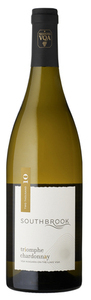 Southbrook Triomphe Chardonnay 2010, VQA Niagara On The Lake, Organic & Biodynamic Bottle