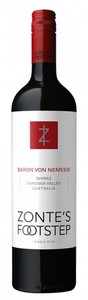 Zonte's Footstep Baron Von Nemesis Shiraz 2008, Single Site, Barossa Valley, South Australia Bottle