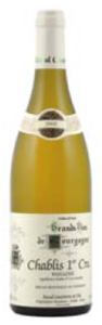 Domaine Raoul Gautherin & Fils Vaillons Chablis 1er Cru 2008, Ac Bottle