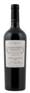 Alta Vista Premium Cabernet Sauvignon 2009, Mendoza Bottle