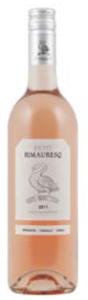 Petit Rimauresq Grenache/Cinsault/Syrah Rosé 2011, Ac Côtes De Provence Bottle