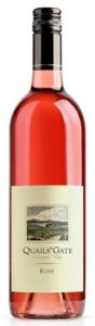 Quails' Gate Rosé 2011, VQA Okanagan Valley Bottle