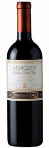 Concha Y Toro Marques De Casa Concha Carmenere 2010 Bottle