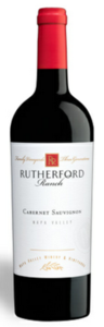 Rutherford Ranch Cabernet Sauvignon 2009, Napa Valley Bottle