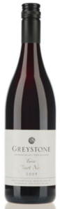 Greystone Pinot Noir 2009, Waipara Valley, South Island Bottle