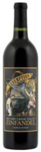 Redemption Zin Zinfandel 2007, Dry Creek Valley, Sonoma County Bottle