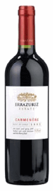 Errazuriz Estate Carmenere 2011, Rapel Valley Bottle