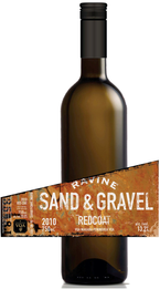 Ravine Sand & Gravel Redcoat Vineyard 2010, VQA Niagara Peninsula Bottle