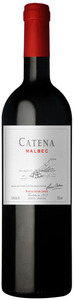 "Catena Malbec ""High Mountain Vines"" 2010, Mendoza Bottle"