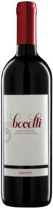 Bocelli Sangiovese Rosso Toscano Igt 2010 Bottle