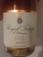 Tokay 6 Button 2005 Bottle
