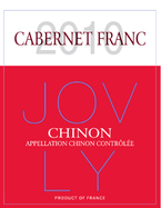 Jovly Cabernet Franc 2010, Chinon Bottle