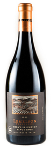 Lemelson Thea's Selection Pinot Noir 2009, Willamette Valley Bottle