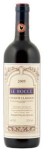Stefano Farina Le Bocce Chianti Classico 2009, Docg Bottle