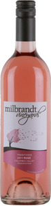 Milbrandt Traditions Rosé 2011, Columbia Valley Bottle