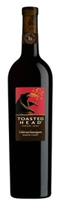 Toasted Head Cabernet Sauvignon 2009, North Coast, Barrel Aged Bottle