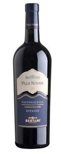Bertani Villa Novare Ripasso Valpolicella Classico Superiore 2008, Doc Bottle