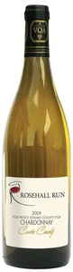 Rosehall Run Cuvée County Chardonnay 2009, VQA Prince Edward County Bottle
