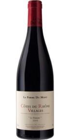 Le Ferme Du Mont Le Ponnant Côtes Du Rhône Villages 2009, Ac Bottle